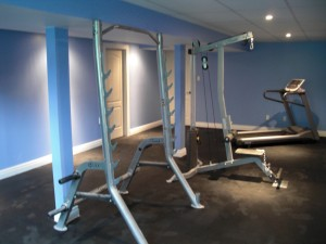 Ottawa Home Renovation Contractor Basement Renovation Gym Kimberly Chen AFTER