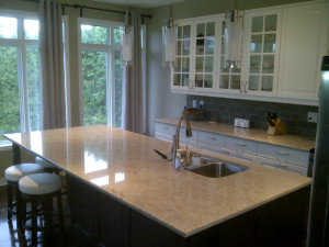Ottawa home renovation contractor paul gratton mark and lorraine stittsville kitchen after 2