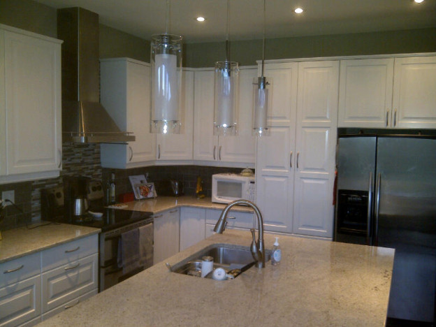 Ottawa home renovation contractor paul gratton mark and lorraine stittsville kitchen after 3