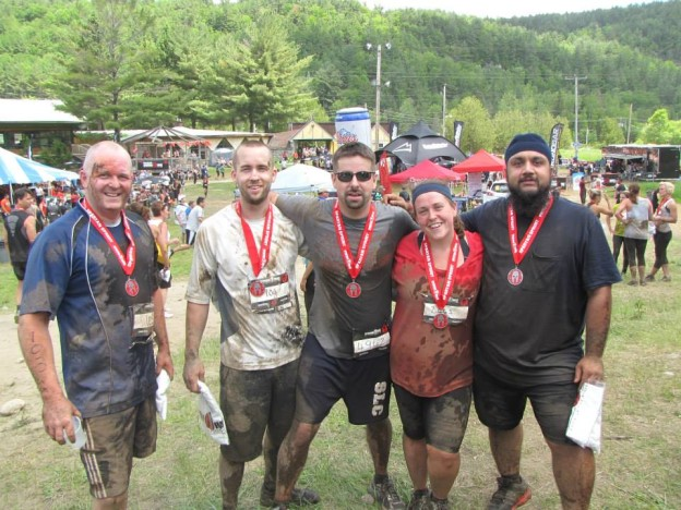 Paul spartan race