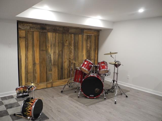 Day 19 Fresh Reno Ottawa renovation contractor basement after nepean manotick kanata barhaven