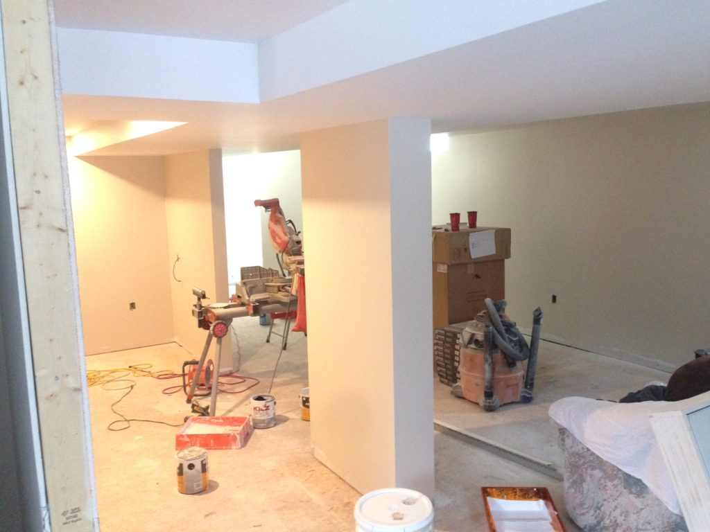 Day 23 Fresh Reno Ottawa renovation contractor basement manotick nepean kanata barrhaven